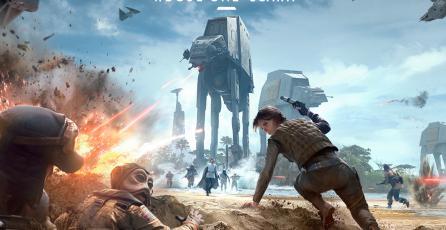Es oficial: <em>Star Wars Battlefront II</em> será revelado en abril