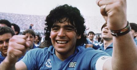 Diego Maradona quiere demandar a Konami por <em>Pro Evolution Soccer 2017</em>