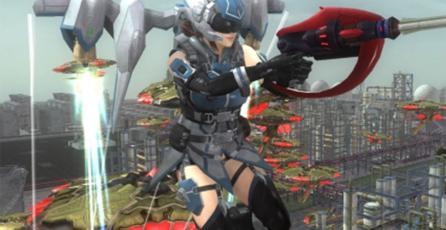Liberan nuevo gameplay de <em>Earth Defense Force 5</em>
