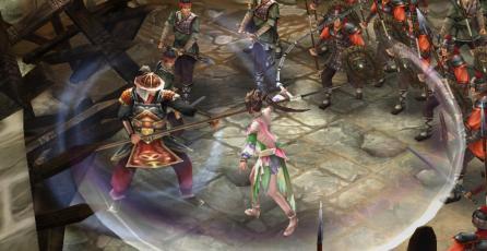 <em>Dynasty Warriors: Unleashed</em> tuvo un exitoso debut