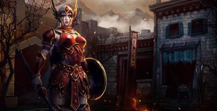 La amazona de <em>Diablo</em> ha llegado a<em> Heroes of the Storm</em>