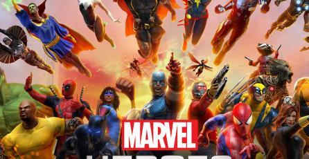Anuncian <em>Marvel Heroes Omega</em> para PlayStation 4