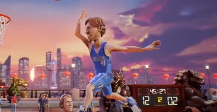 <em>NBA Playgrounds</em> es un nuevo título de deportes arcade