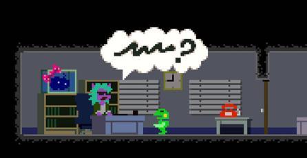Checa el trailer de lanzamiento de <em>Kero Blaster</em> para PS4