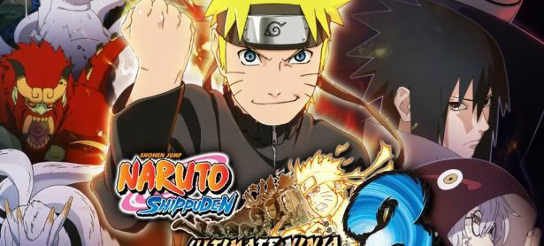 Anuncian <em>Naruto: Ultimate Ninja Storm Trilogy</em> para Japón