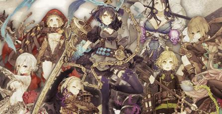 Ve aquí el primer trailer con gameplay de <em>SINoALICE </em>