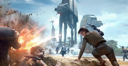 <em>Star Wars Battlefront II</em> será revelado al mundo el 15 de abril