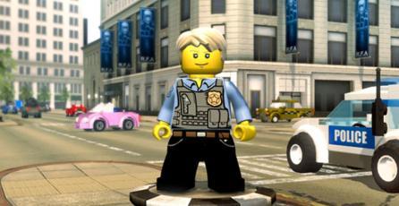 <em>LEGO City Undercover</em> ya está disponible