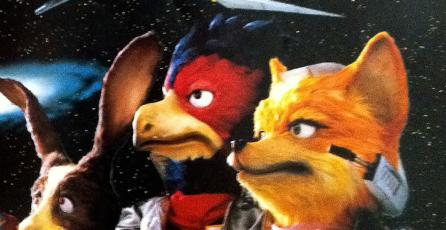 Dylan Cuthbert quiere llevar <em>Star Fox</em> a Switch