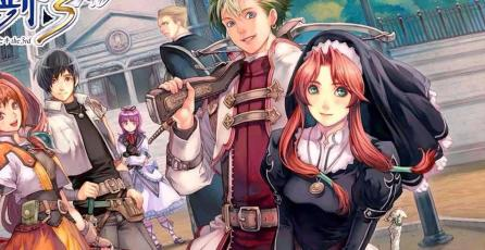 <em>The Legend of Heroes: Trails in the Sky the 3rd</em> llegará a Occidente