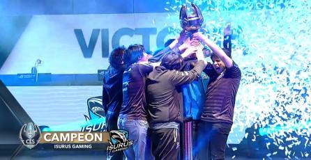 Isurus Gaming se corona como campeón de la Apertura CLS 2017