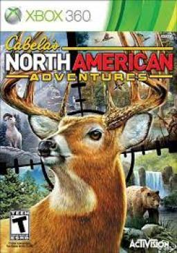 Cabelas North American Adventures