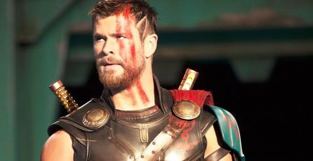Thor se enfrenta a Hulk en avance de <em>Thor: Ragnarok</em>