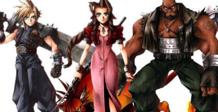 Jugador de <em>Final Fantasy VII</em> alcanza el nivel 99 antes de llegar al primer jefe