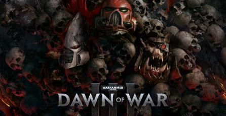 Mira el video de introducción de <em>Warhammer 40,000: Dawn of War III</em>