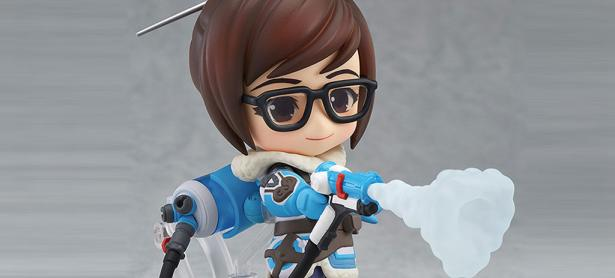 Presentan figura Nendoroid de Mei, de <em>Overwatch</em>