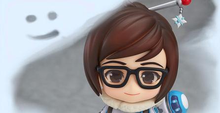 Así luce el adorable Nendoroid de Mei de <em>Overwatch</em>
