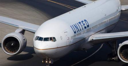Sin querer, <em>Elite: Dangerous</em> hace referencia a United Airlines