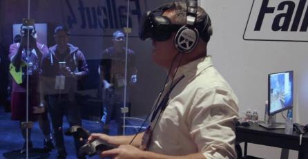 AMD: <em>Fallout 4 VR</em> cambiará la industria de realidad virtual