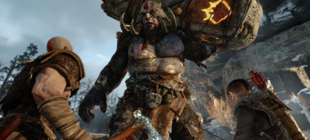 <em>God of War</em> para PS4 podría tener modo multijugador