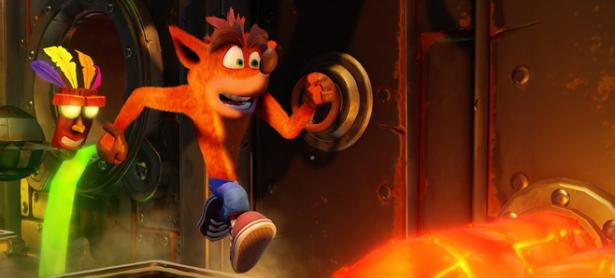 <em>Crash Bandicoot: N. Sane Trilogy</em> ahora sería una exclusiva de PS4