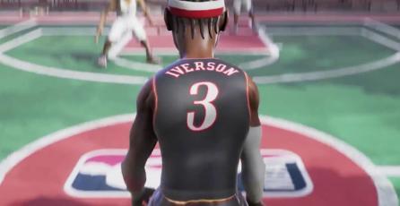 Checa el primer trailer de <em>NBA Playgrounds</em>