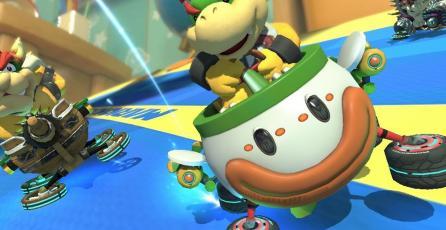 Nintendo detalla modo online de <em>Mario Kart 8 Deluxe</em>