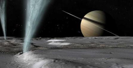 Luna de Saturno alberga océano que podría contener vida alienígena