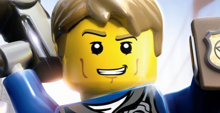 Comparan desempeño de <em>LEGO City: Undercover</em> en diferentes consolas
