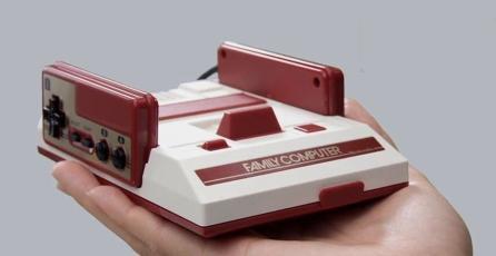 Producción del Mini Famicom será detenida temporalmente