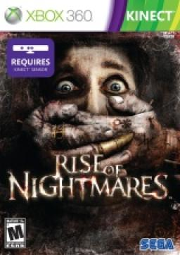 Rise Of Nightmares Levelup