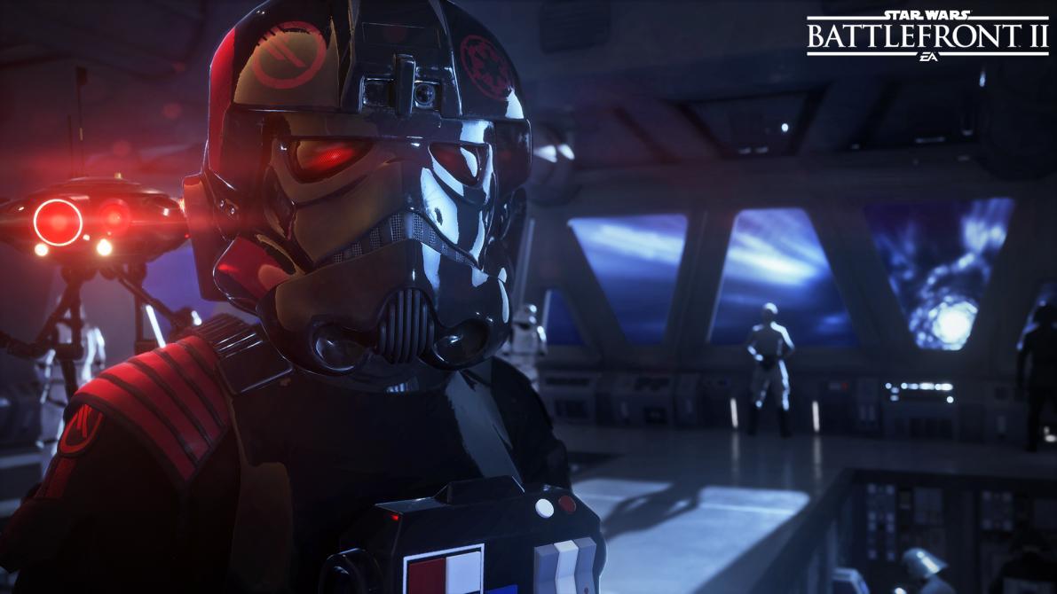 Checa las primeras capturas de <em>Star Wars: Battlefront II</em>