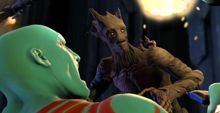 Checa el nuevo avance de <em>Guardians of the Galaxy: The Telltale Series</em>