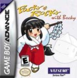 Pocky & Rocky with Becky