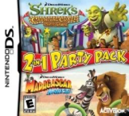 Dreamworks 2-in-1 Party Pack