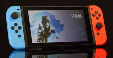 Así se vería Switch en versión mini