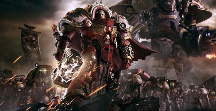 Disfruta el gameplay de <em>Warhammer 40,000: Dawn of War III</em>