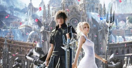 Final Fantasy XV recibe una nueva actualización este 27 de abril
