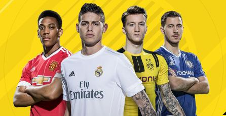 <em>FIFA 17</em> ya está disponible en EA/Origin Access