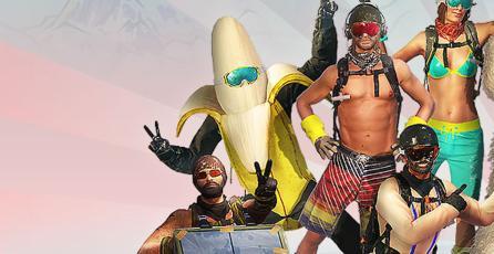 Vístete de banana en la nueva expansión para <em>Steep</em>