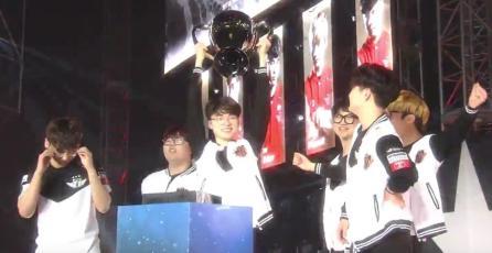 SK.Telecom se corona como Campeón de LCK tras aplastante serie contra KT.Rolsters