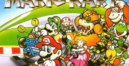 Nintendo habla sobre el desarrollo de <em>Super Mario Kart</em>