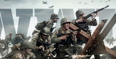 El 3 de noviembre saldría al mercado <em>Call of Duty: WWII</em>