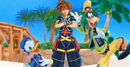 No esperen ver <em>Kingdom Hearts 3</em> y <em>FF7 Remake</em> hasta el 2018