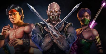 Baraka y Jade llegan a la versión móvil de <em>Mortal Kombat X</em>