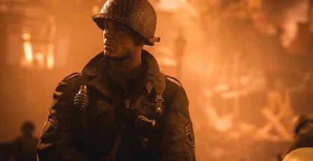 Este es el tráiler debut de <em>Call of Duty: WWII</em>