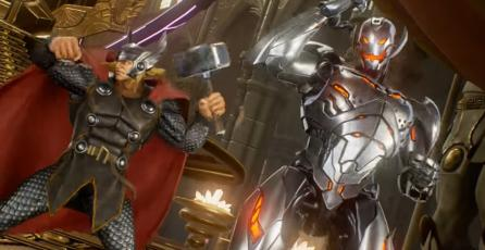 El primer gameplay oficial de <em>Marvel vs Capcom: Infinite</em> está aquí