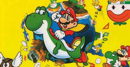 Brasileño entra en Récord Guinness por vencer <em>Super Mario World</em> en 1:13 minutos