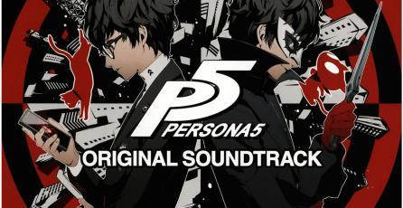 Soundtrack de <em>Persona 5</em> llegará al mercado en viniles