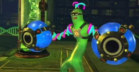 Nintendo presenta a Helix, el nuevo personaje de <em>ARMS</em>